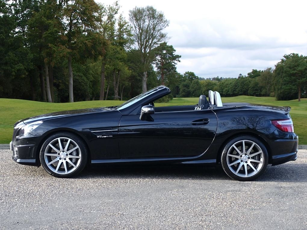 2015 Mercedes-Benz  SLK 55 AMG  CABRIOLET 7 SPEED AUTO  24,948 For Sale (picture 2 of 23)