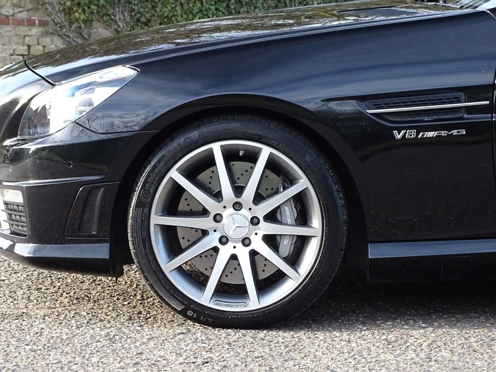 2015 Mercedes-Benz  SLK 55 AMG  CABRIOLET 7 SPEED AUTO  24,948 For Sale (picture 5 of 23)
