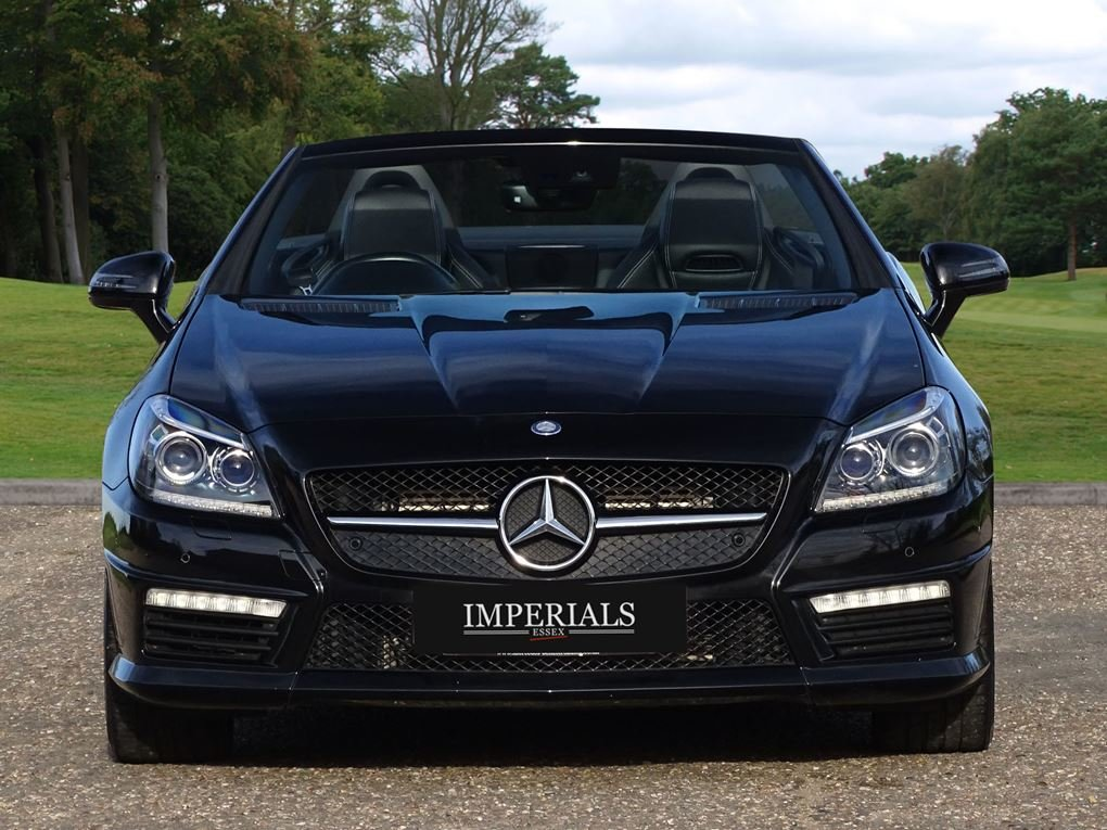 2015 Mercedes-Benz  SLK 55 AMG  CABRIOLET 7 SPEED AUTO  24,948 For Sale (picture 9 of 23)