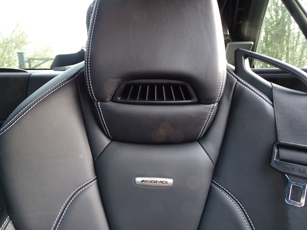 2015 Mercedes-Benz  SLK 55 AMG  CABRIOLET 7 SPEED AUTO  24,948 For Sale (picture 12 of 23)