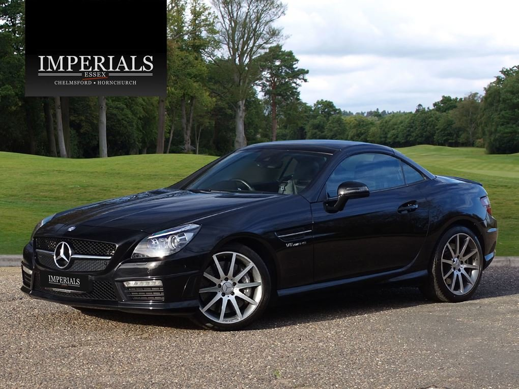 2015 Mercedes-Benz  SLK 55 AMG  CABRIOLET 7 SPEED AUTO  24,948 For Sale (picture 20 of 23)