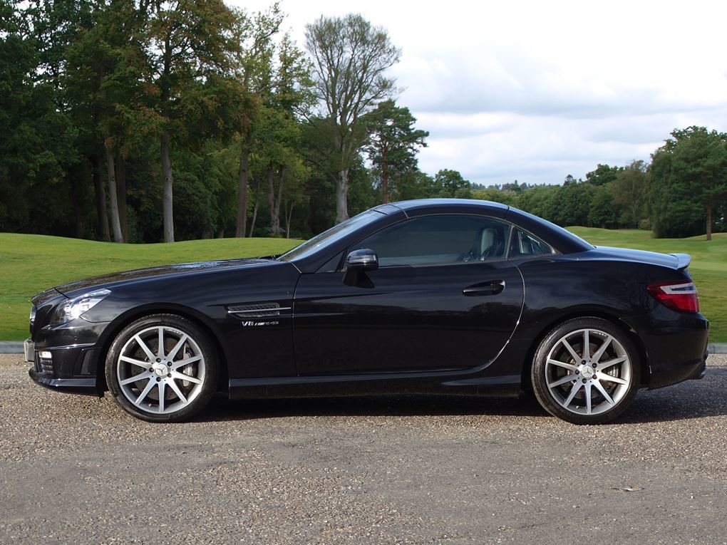 2015 Mercedes-Benz  SLK 55 AMG  CABRIOLET 7 SPEED AUTO  24,948 For Sale (picture 21 of 23)