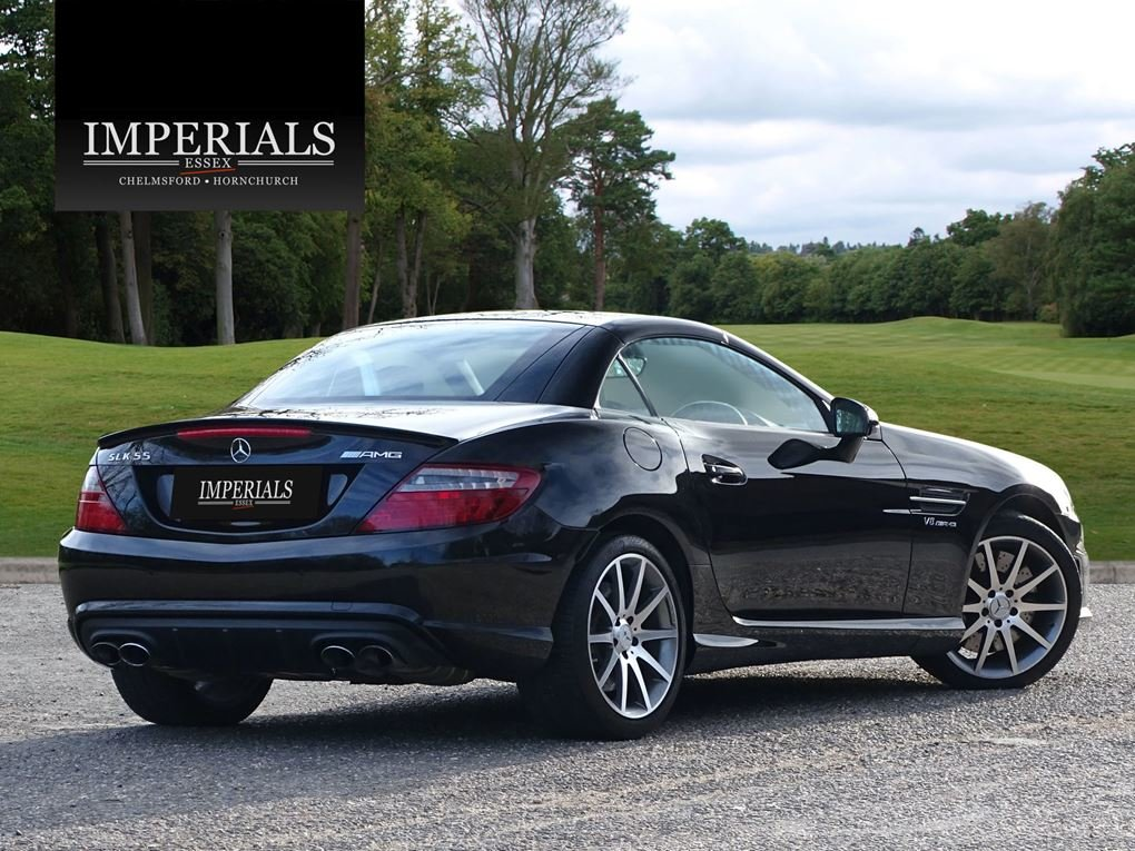 2015 Mercedes-Benz  SLK 55 AMG  CABRIOLET 7 SPEED AUTO  24,948 For Sale (picture 22 of 23)