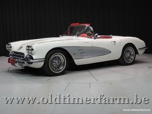 Picture of 1958 Corvette C1 Cabriolet '58 For Sale