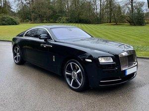 2014 Rolls-Royce  WRAITH  6.6 V12 COUPE AUTO  119,948 For Sale