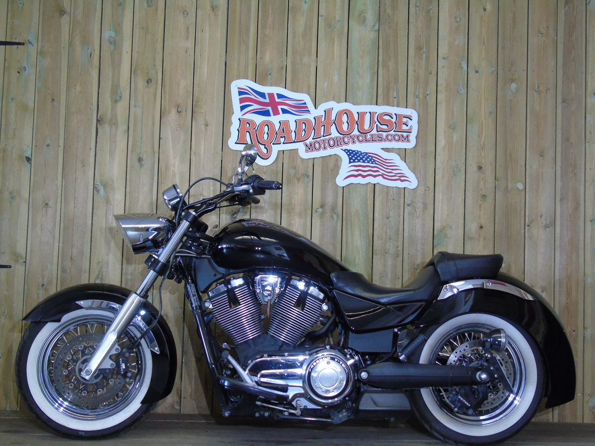 Victory Boardwalk 1731cc ABS 2015, 1 Private Owner From New For Sale (picture 2 of 6)