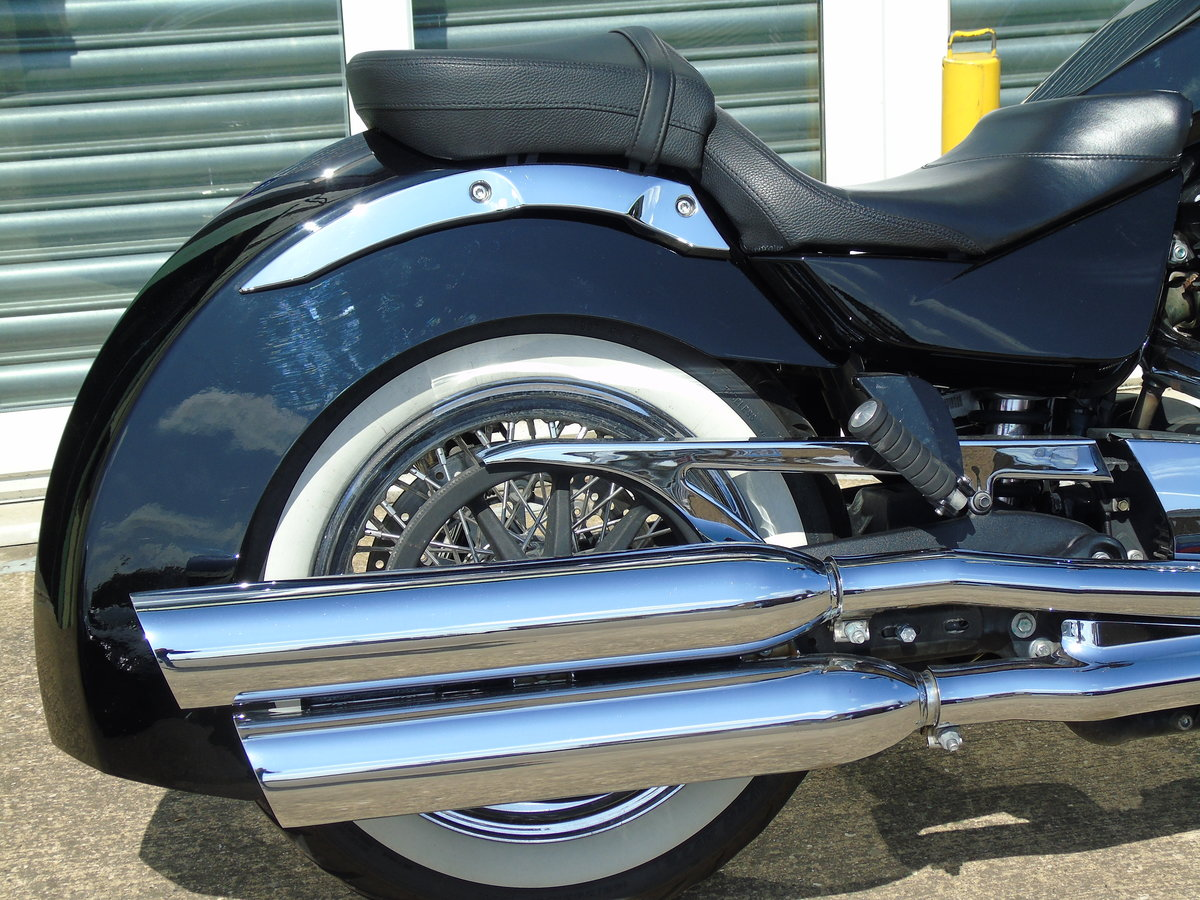 Victory Boardwalk 1731cc ABS 2015, 1 Private Owner From New For Sale (picture 3 of 6)