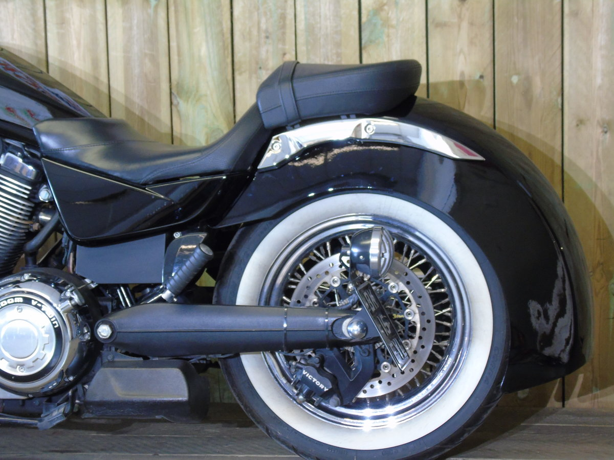 Victory Boardwalk 1731cc ABS 2015, 1 Private Owner From New For Sale (picture 4 of 6)
