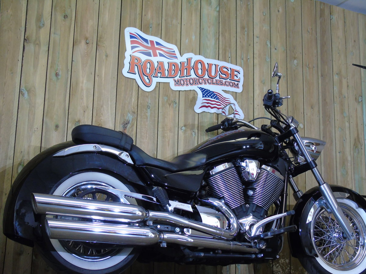 Victory Boardwalk 1731cc ABS 2015, 1 Private Owner From New For Sale (picture 5 of 6)