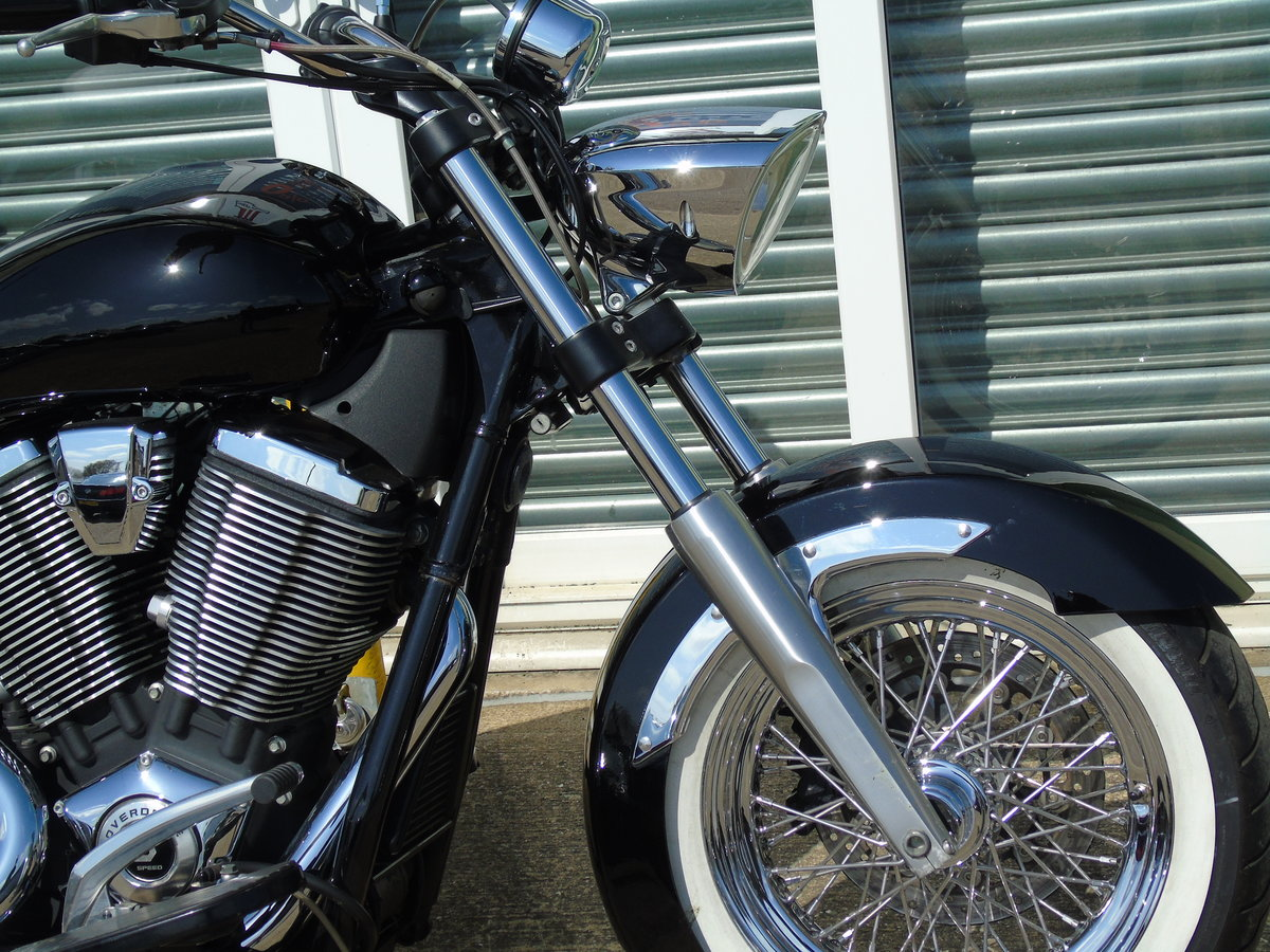 Victory Boardwalk 1731cc ABS 2015, 1 Private Owner From New For Sale (picture 6 of 6)