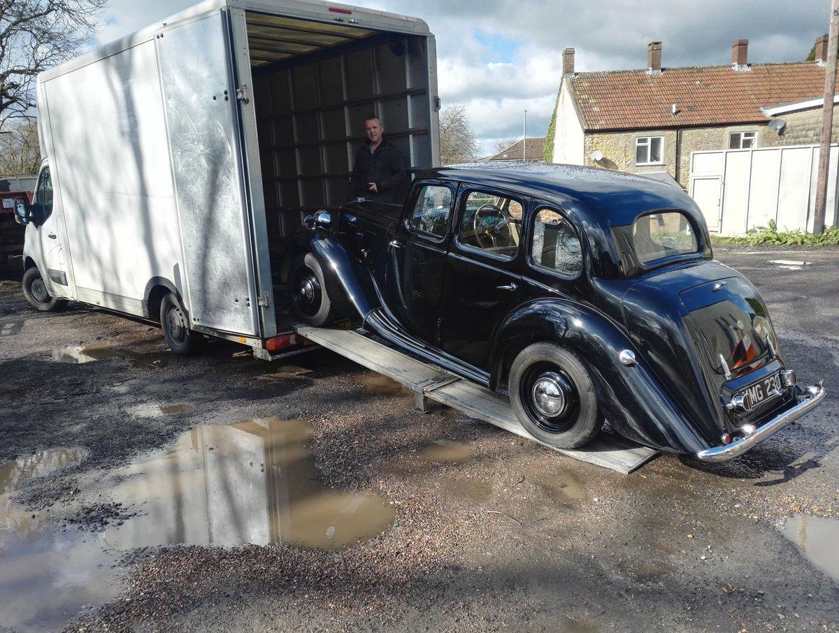 Classic car transport Uk & European  Dorset Based  (picture 3 of 4)