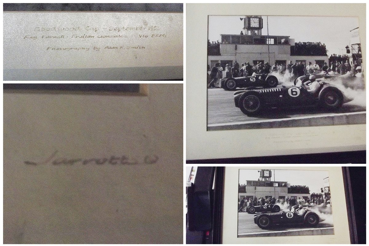 0000 GOODWOOD MEMORABILIA TICKETS AND BROCHURES For Sale (picture 3 of 6)