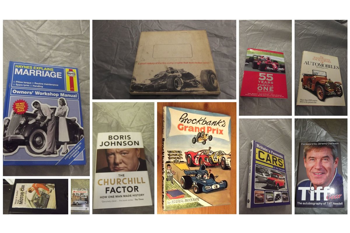 0000 BOOKS classic automobiles etc For Sale (picture 4 of 6)