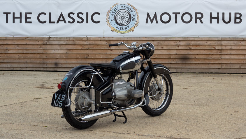 1952 Hoffmann Gouverneur 250cc - ex-Sammy Miller For Sale (picture 2 of 6)