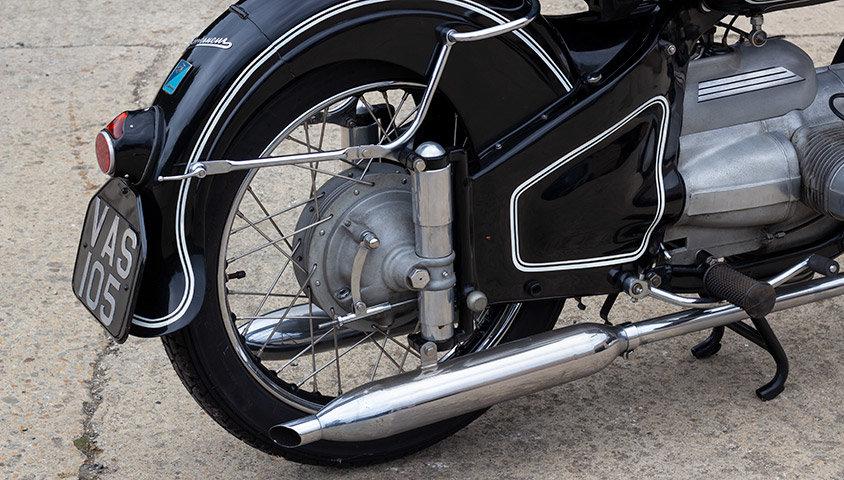 1952 Hoffmann Gouverneur 250cc - ex-Sammy Miller For Sale (picture 6 of 6)