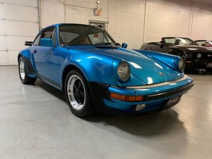 Picture of 1978 Porshe 930 Turbo rare Blue(~)Ginger 35k miles $134k For Sale