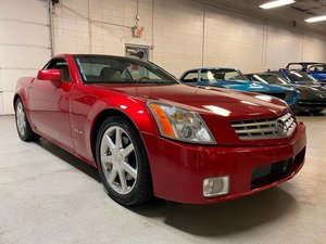 2005 Cadillac XLR  Convertible(~)Coupe Red(~)Tan  $17.7k