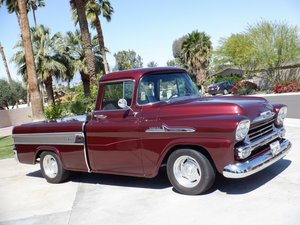 Picture of 1958 Chevy CAMEO LS1 Custom Pick-Up Truck Rare  $59.9k For Sale