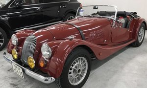 Picture of 1981 Morgan +8 / Plus 8 Euro-specs Roadster RHD driver $42.5 For Sale