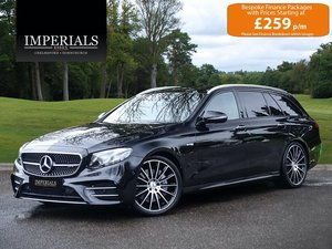 2018 Mercedes-Benz  E43 AMG  4MATIC PREMIUM PLUS ESTATE 9 SPEED A For Sale