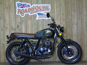 Picture of Bullit Motorcycles Bluroc 125cc 2021 Brand New For Sale
