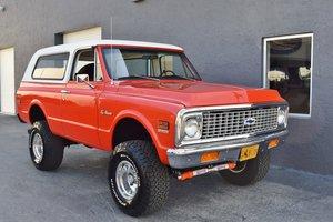 1972 Chevrolet Blazer K5 CST 27K miles Restored mods $69.9k