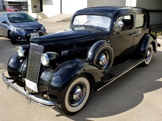 Picture of 1936 Packard 120 Sedan solid driver Black only 31k miles $35 For Sale