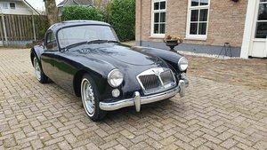 1962 MGA MK2 Coupe . For Sale
