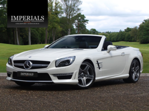 Picture of 2016 Mercedes-Benz  SL  AMG SL 63  49,948 For Sale