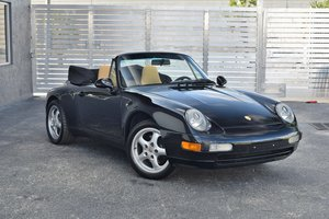 1995 Porsche 911 Carrera 993 6 Speed Manual Cold AC $39.9k