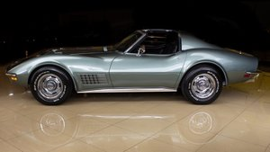 1971 Chevrolet  Corvette 454 Coupe w T-Tops 4 Speed $49.9k For Sale