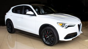 2018 Alfa Romeo  Stelvio Ti Sport SUV AWD Full Loaded $34.9k