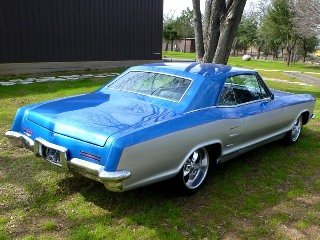 1963 Buick Riviera Coupe All Custom Air(~)Ride High-end $48. For Sale