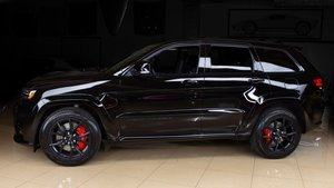 2020 Jeep Grand Cherokee SRT SUV Hemi 200 miles $64.9