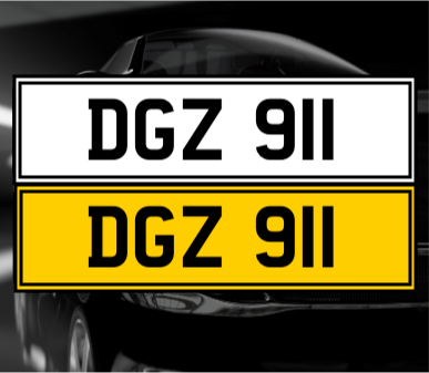 1900 DGZ 911 For Sale (picture 1 of 1)