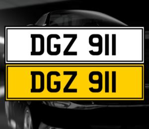 1900 DGZ 911 For Sale