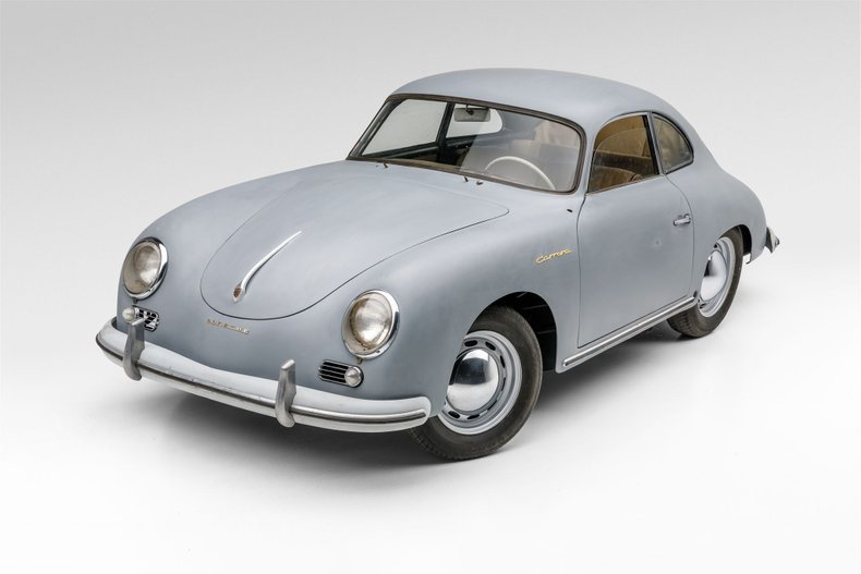 1956 Porsche 356A Carrera Coupe Project No Engine Rare $249. For Sale (picture 1 of 6)