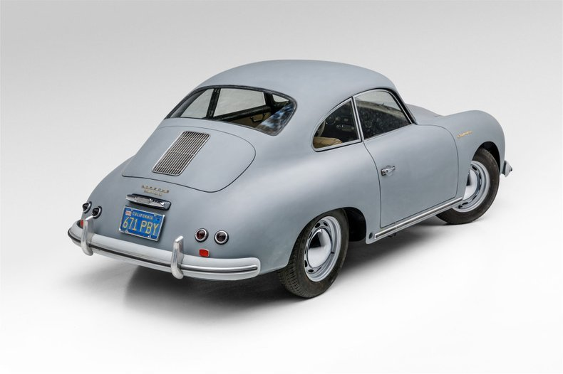 1956 Porsche 356A Carrera Coupe Project No Engine Rare $249. For Sale (picture 2 of 6)