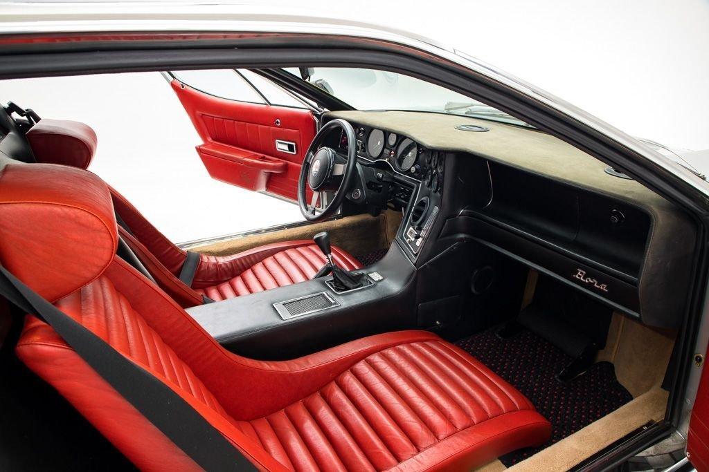 1977 Maserati Bora Coupe 4.9L = Rare 1 of 235 made $184.5k For Sale (picture 4 of 6)