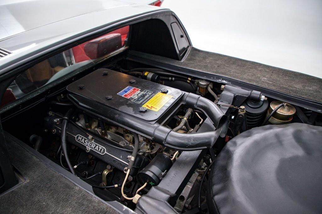 1977 Maserati Bora Coupe 4.9L = Rare 1 of 235 made $184.5k For Sale (picture 6 of 6)