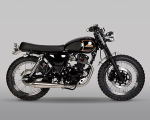 NEW IMPERIAL TRACKER 125 (BRAND NEW)