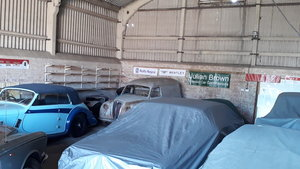 Picture of Classic & Modern Car Storage Lincolnshire Motor Cycle e.t.c.