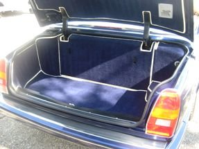 1996 Bentley Azure Convertible Rare low 33k miles Blue $66.5 For Sale (picture 5 of 6)