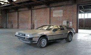 1982 DeLorean  DMC Auto trans Roller Project $obo