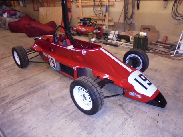 1988 Jamun M88 Formula Ford  For Sale (picture 1 of 4)