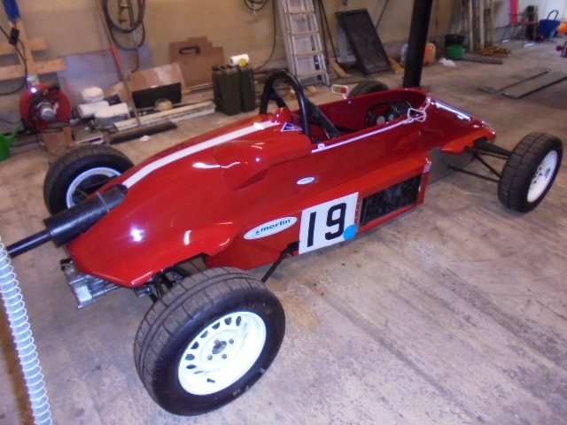 1988 Jamun M88 Formula Ford  For Sale (picture 2 of 4)