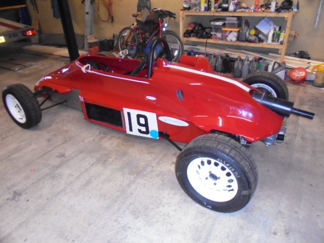 1988 Jamun M88 Formula Ford  For Sale (picture 3 of 4)