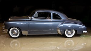 1950 Chevrolet Styline Coupe Street Rod 6.0L LS2 400-HP $obo For Sale