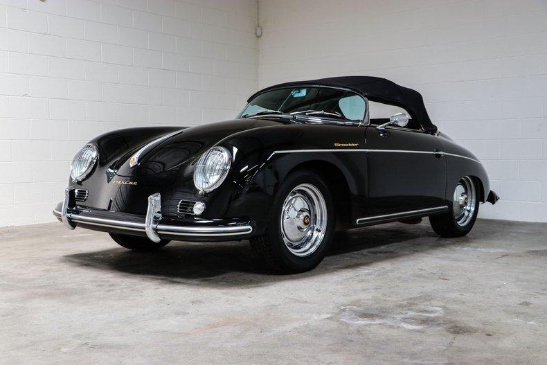 1957 Porsche 356A Speedster Correct Concours Winnrer $249.5k For Sale (picture 1 of 6)