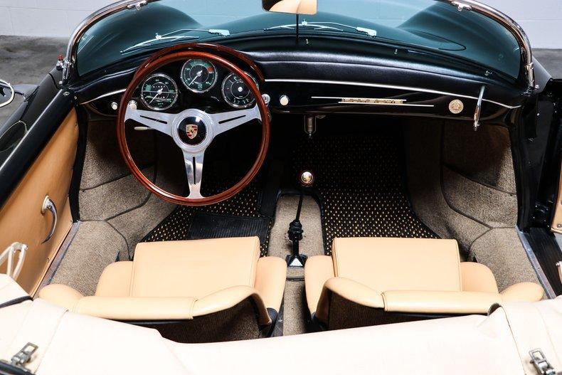 1957 Porsche 356A Speedster Correct Concours Winnrer $249.5k For Sale (picture 4 of 6)